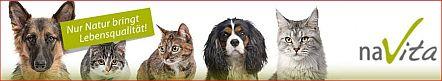 Navita - Gesunde Naturkost für Hunde und Katzen