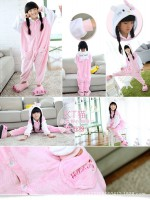 KINDER Hello Kitty Jumpsuit Onesie Pyjama