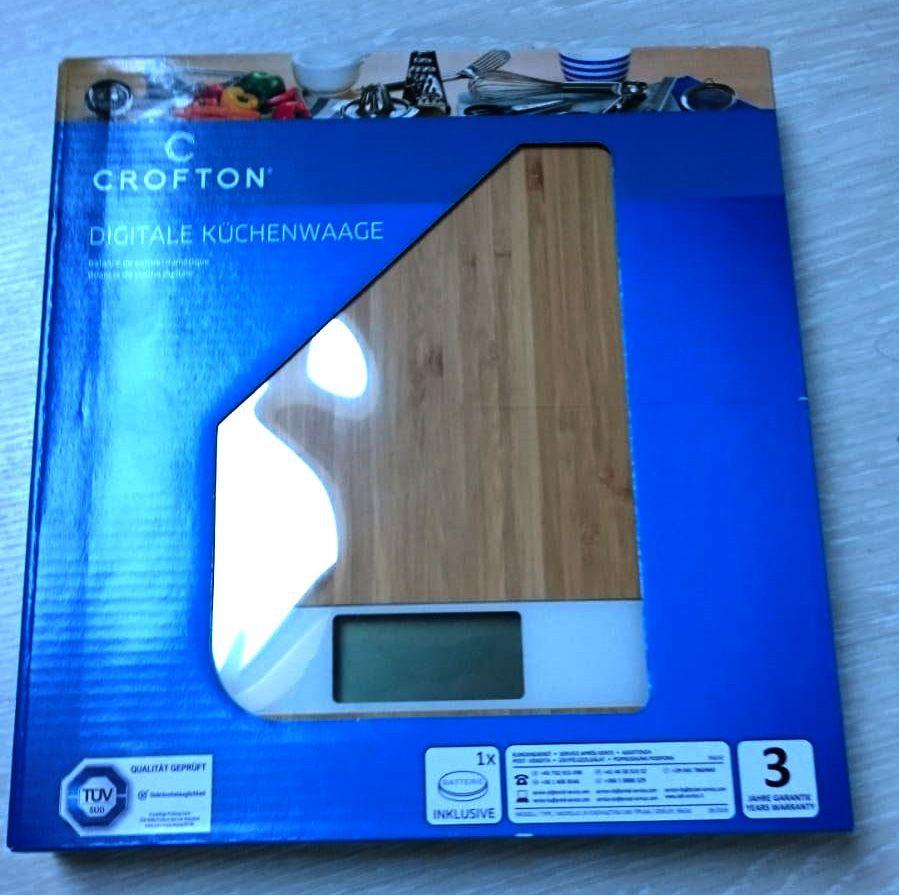 Digitale Kuchenwaage Holzoberflache Bis 5kg Sofort Lieferbar